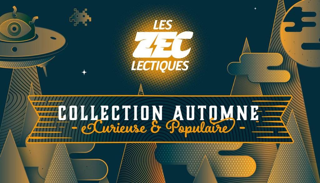 Les Z'éclectiques entre le 14 et le 17 Novembre 2018