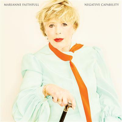 21ème album de Marianne Faithfull