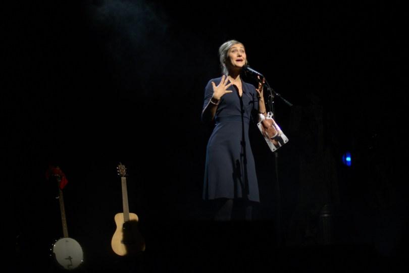 GiedRé en concert à la salle Paul Fort de Nantes (La Bouche d'Air) - Photo Khaled pour weirdsound