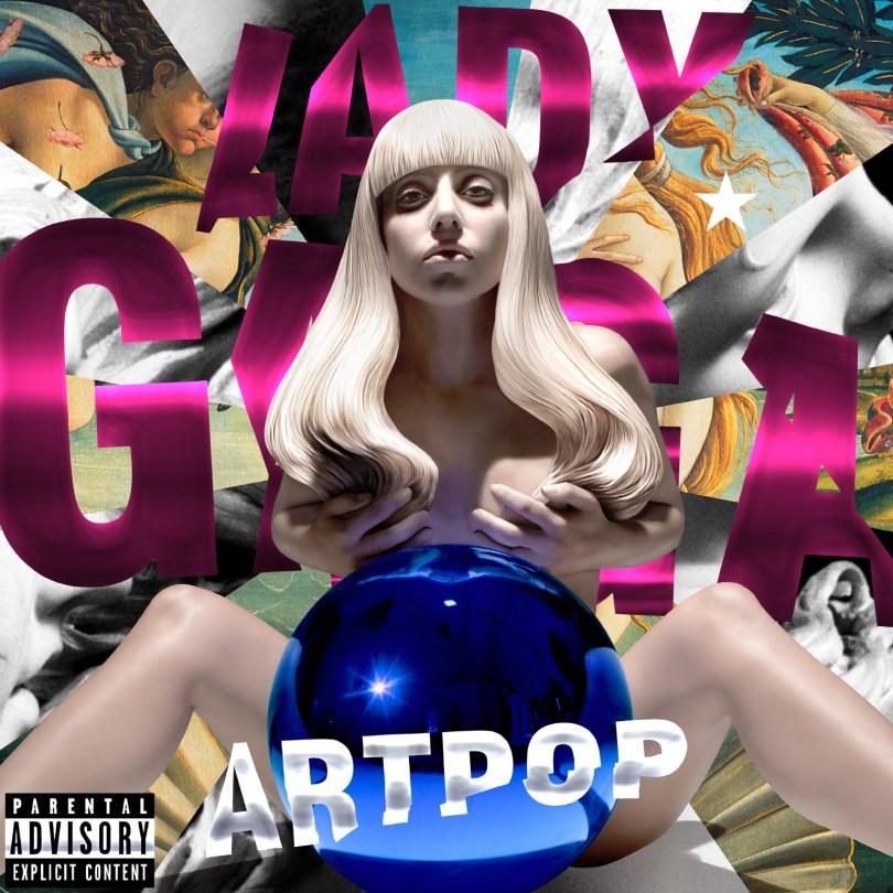 Lady Gaga - Artpop 2013