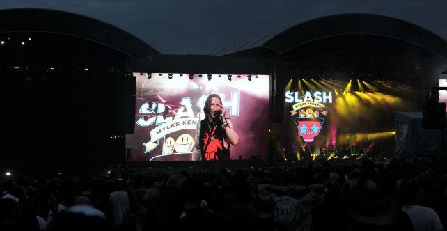 Slash vus de loin! Hellfest juin 2019 photo 3 weirdsound