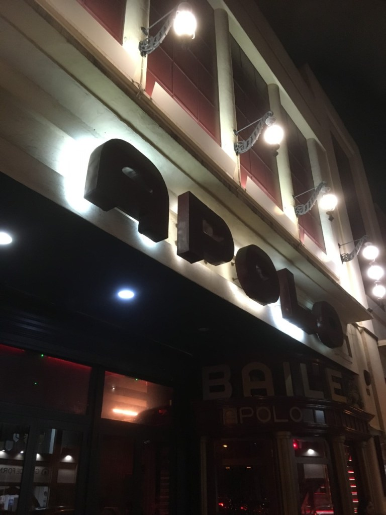 Sala Apolo - Primavera Sound 2019 - John O'Cube