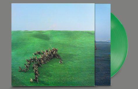 weirdsound.net - Squid: Bright Green Field, premier album expérimental  brillant!