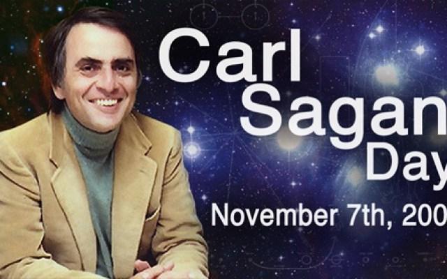 carl sagan day