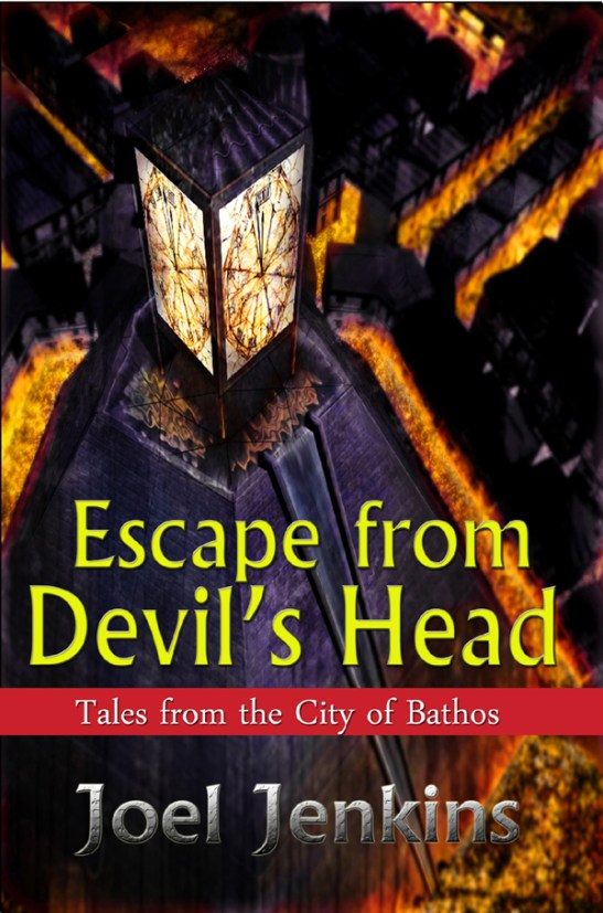 Escape from Devils Head front Cover 600x900