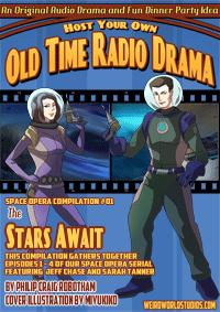 Space Opera Sample Art 5