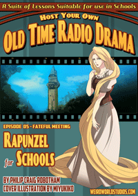 Rapunzel For Schools - Episode 5 - Fateful Meeting