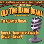Recipe - Adventurer's Cream Pie