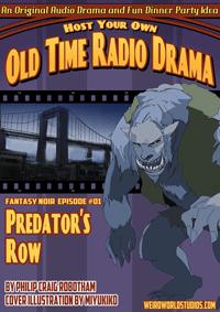 Fantasy Noir - FN001 - Predator's Row