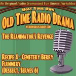 Recipe - Cemetery Berry Flummery