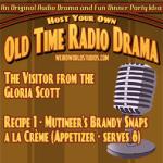 Recipe - Mutineers Brandy Snaps A La Creme