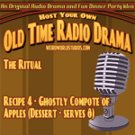 Recipe - Recipe - Ghostly Compote of Apples (serves 8)