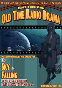Audio Drama for Schools - SWFS002 - Macbeth Amongst the Stars