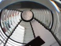 Inside of fresnel lens