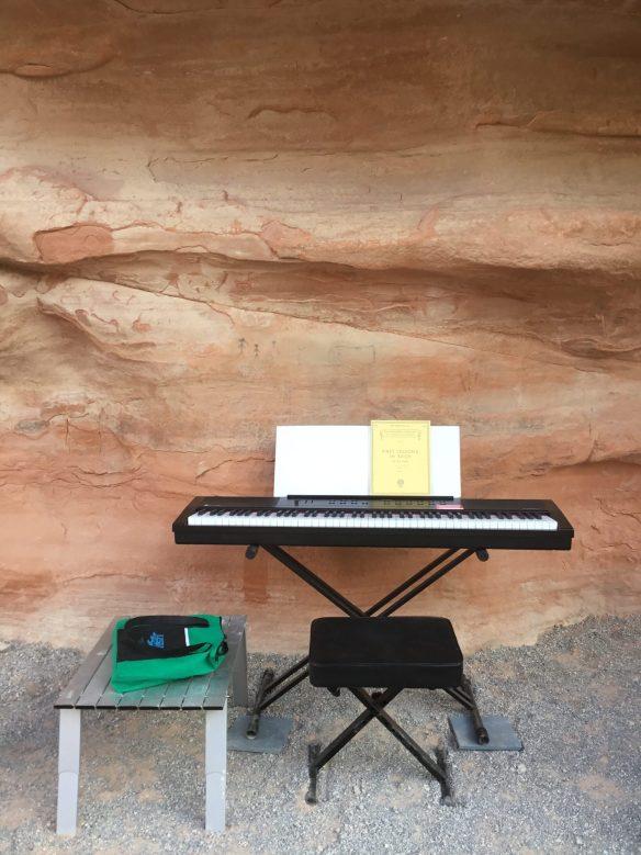 Piano Practice Studio