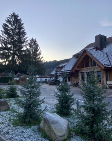 Rezeption Camping Münstertal
