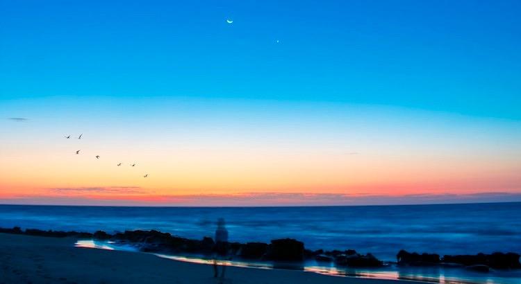 Nur auf dem Pfad der Nacht erreicht man die Morgenröte. - Khalil Gibran