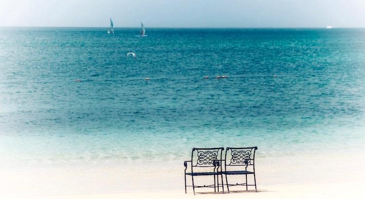 Das, was manchmal einfach nur fehlt, ist das Rauschen des Meeres. - Esragül Schönast