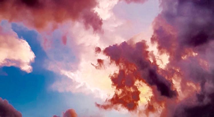 Offenheit für das Neue und Verschlossenheit für das Vergangene.Dies könnte die Zauberformel für eine zufriedene und harmonische Zukunft sein. - Esragül Schönast