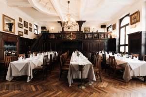 Weisser Bock Rittersaal