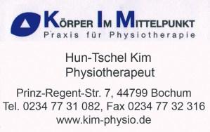 Logo KIM
