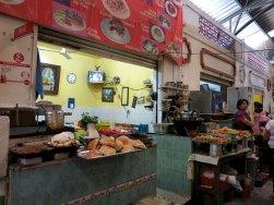 Hier gab es für uns leckere Empanadas