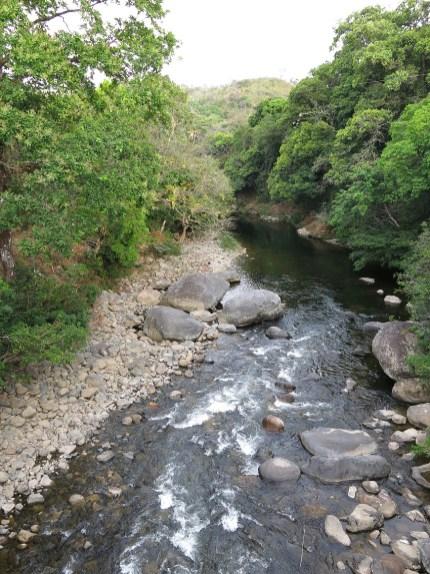 Der Rio Santa Maria