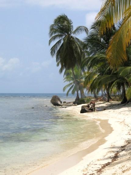 San Blas Isla Diablo