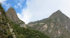 Machu Picchu! Ein Tag früher als erhofft ...