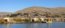 Die typische Insel mit Wachturm