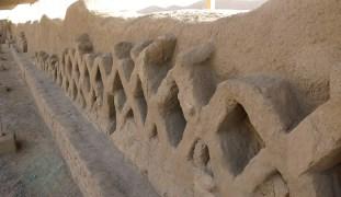 Mauern aus Netzen