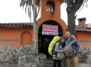 """Auf nach Kolumbien ... noch immer leicht """"angematscht"""" ;-)"""