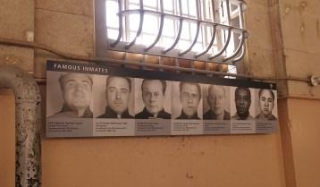Alcatraz' berühmteste Insassen