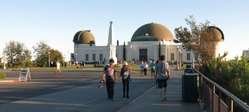 Das Griffith Observatory