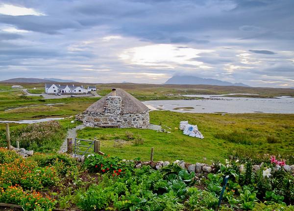 Dooryard: the Hebrides