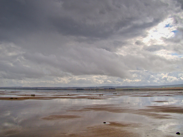 The Sands of Lindsfarne