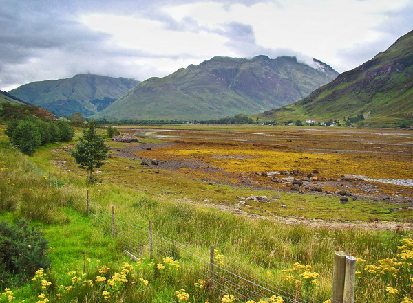 A Valley on Skye