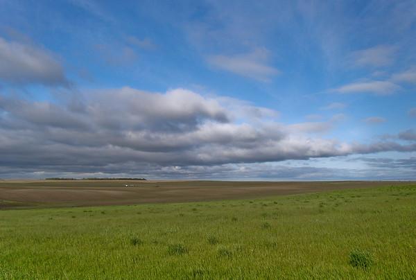 Modern Prairie Skys