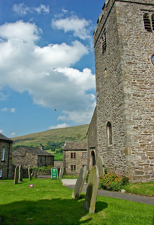 Church Yard and Bell Tower Museum