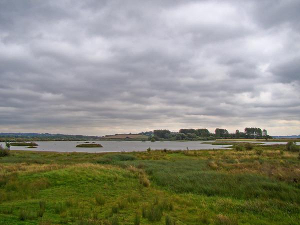 Rutland Water with Sky!