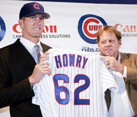Bob Howry, Cubs