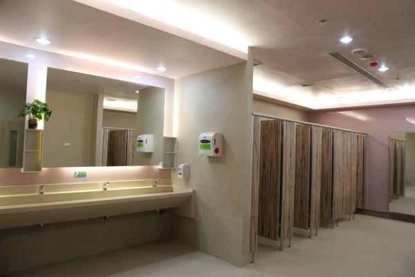 ห้องน้ำก็ปรับปรุงใหม่ทั้งหมด สวยดูดีมาก