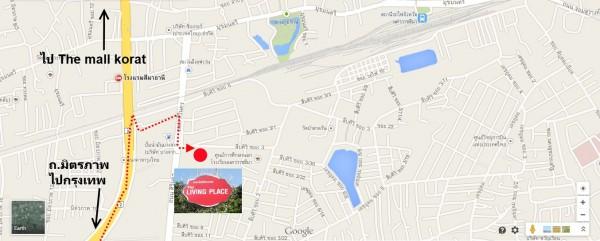 แผนที่ google