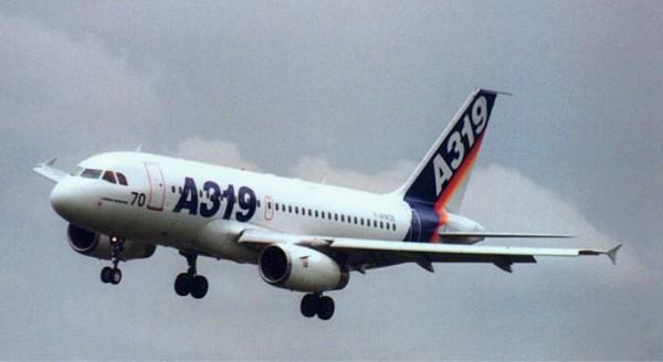 Airbus A319 (เครดิตภาพ)
