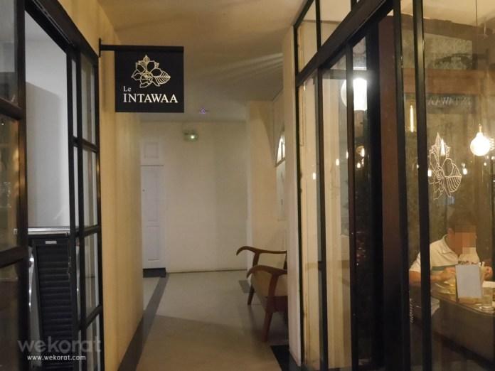 ห้องอาหาร Le Intawaa