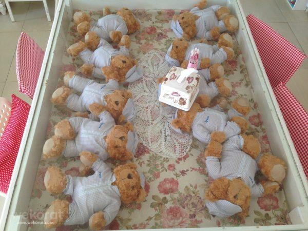 ตุ๊กตาหมีเพียบ
