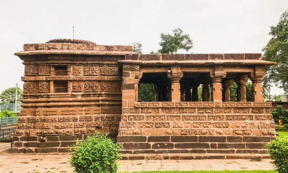 mahadev temple devbaloda