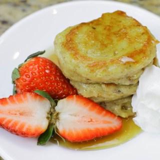 Oladiki – Multigrain Russian Pancakes