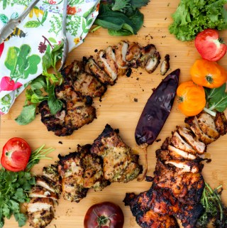 3 Fantastic Marinades for BBQ Chicken