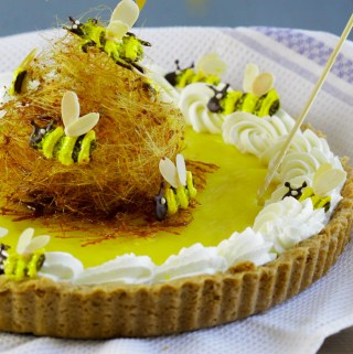Gluten-Free Lemon Tart from Welcome2OurTable.com